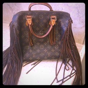Louis Vuitton speedy revamped